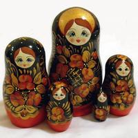 Sort matryoshka