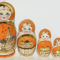 Pomarańczowy kościołów