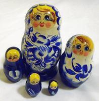 Bambole blu