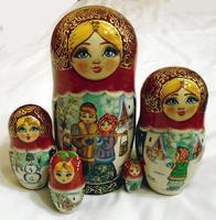 Inverno stile bambole