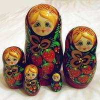 Традиционни matryoshka