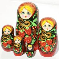 Traditionelle matryoshka