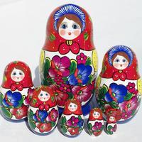 Цветок куклы
