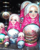 Autumn dolls
