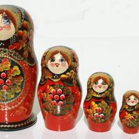 Červený panenky