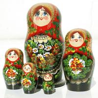 Russiske indlejrer dukker