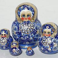 Ruské panenky bábuška