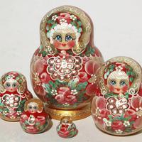 Imbrication des poupées pour les enfants