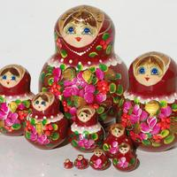 Buy matryoshka dolls