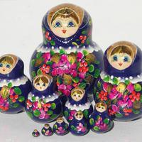 Ruská suvenýry panenky
