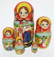 Ukraine matryoshka