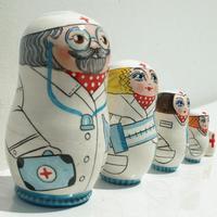 医者マトリョーシカ
